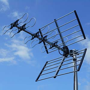Commercial Digital Aerial Repairs