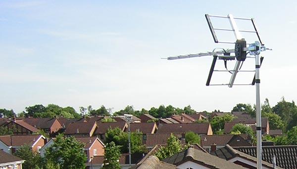 tv aerials installed