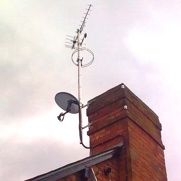 tv and satellite services