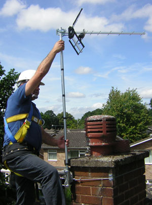 solihull tv aerial installation