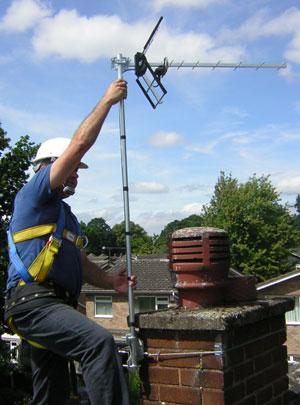 solihull tv aerial installation