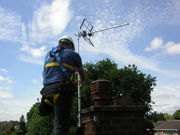 digital tv aerial installation solihull