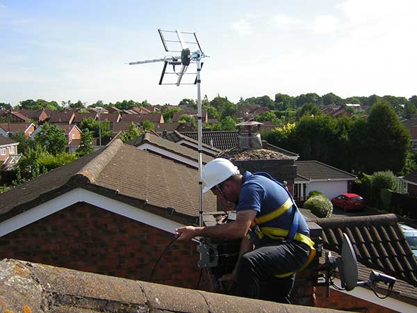 tv aerial installation sutton coldfield