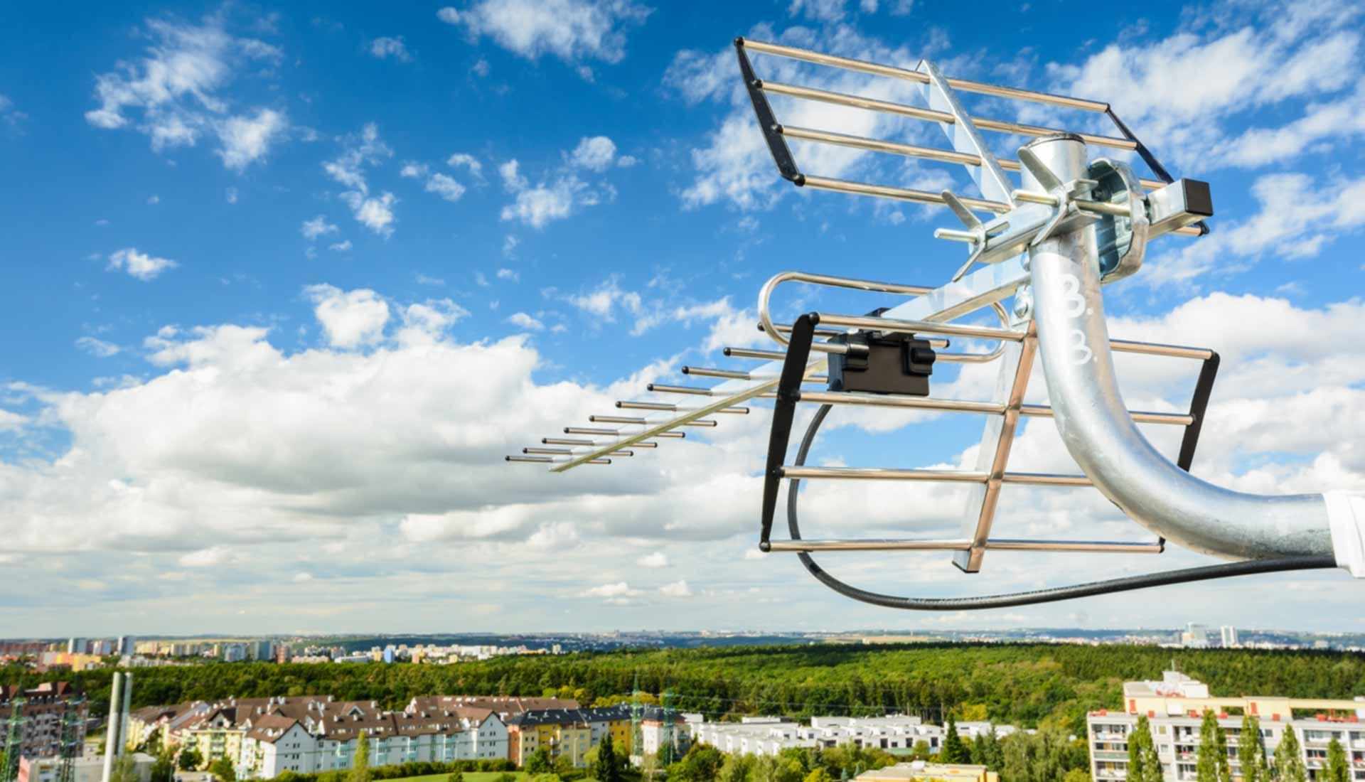 tv aerial installation repair replacement